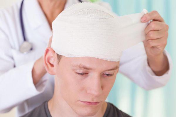 Chấn thương là nguyên nhân đau đầu