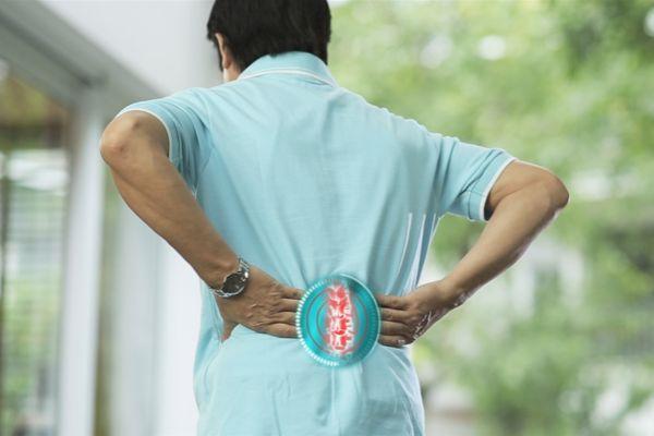 Xoa bóp bấm huyệt chữa các bệnh vùng cột sống