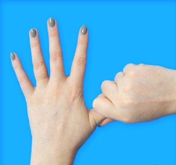 Xoa bóp bấm huyệt chữa các bệnh vùng cột sống - Xoa bóp bấm huyệt tay